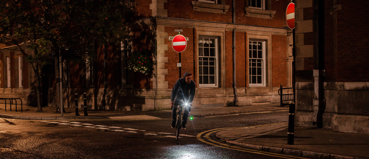 Laser lights for bikes helping keep cyclists safe