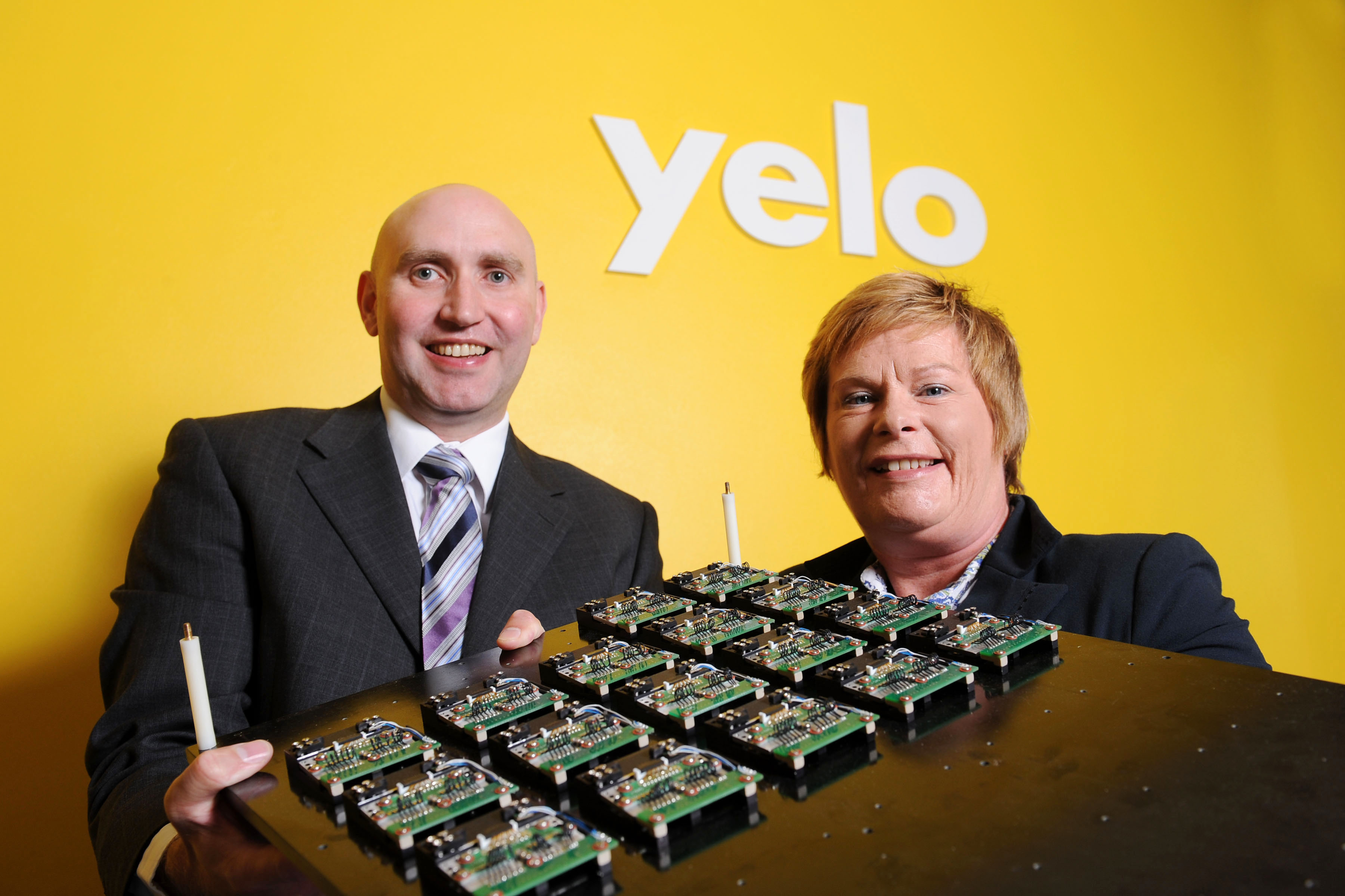 Yelo's technology helps keep YouTube and Facebook in business