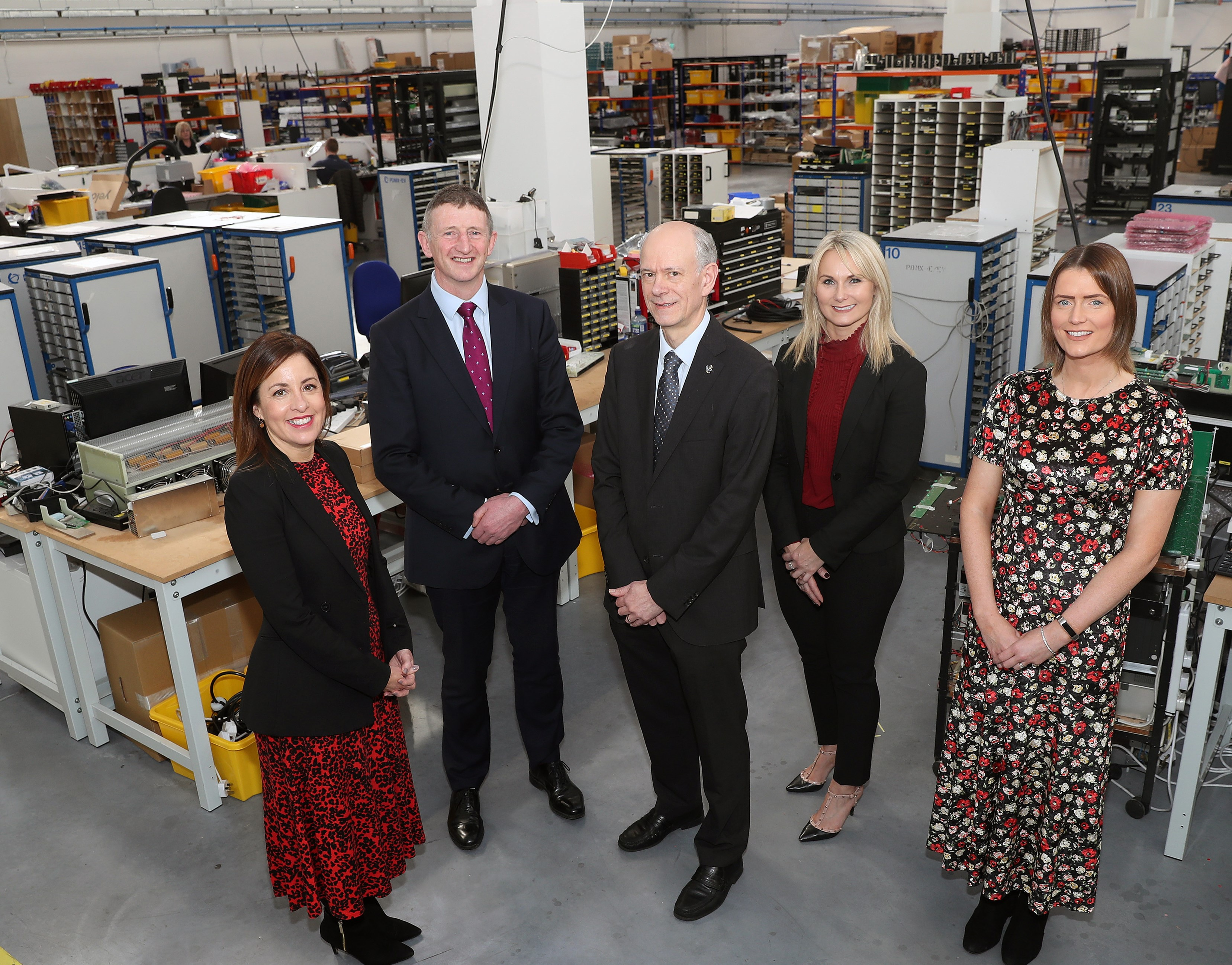 NI Chamber hosts forum for export companies