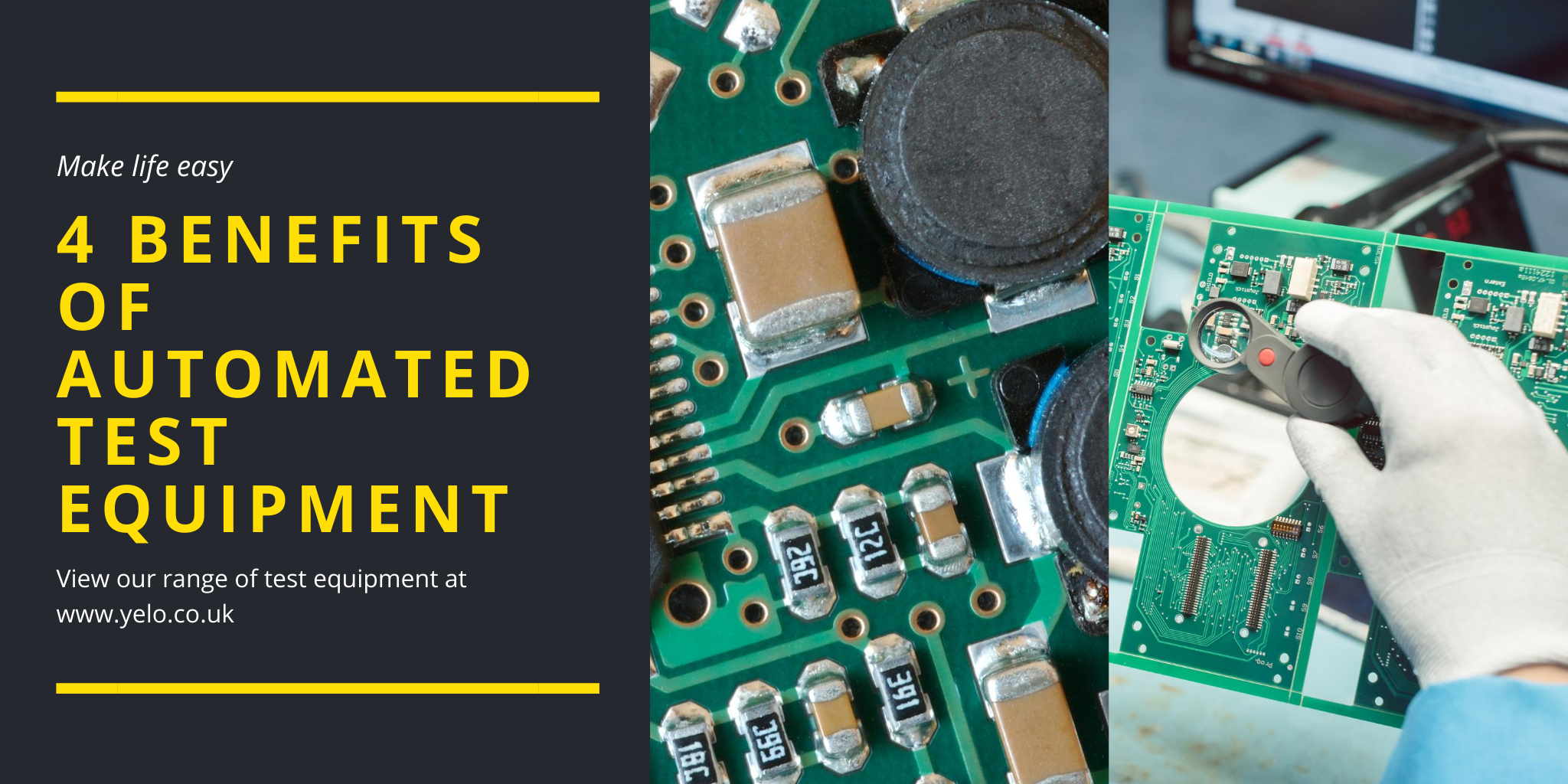 4 Benefits Of Automated Test Equipment