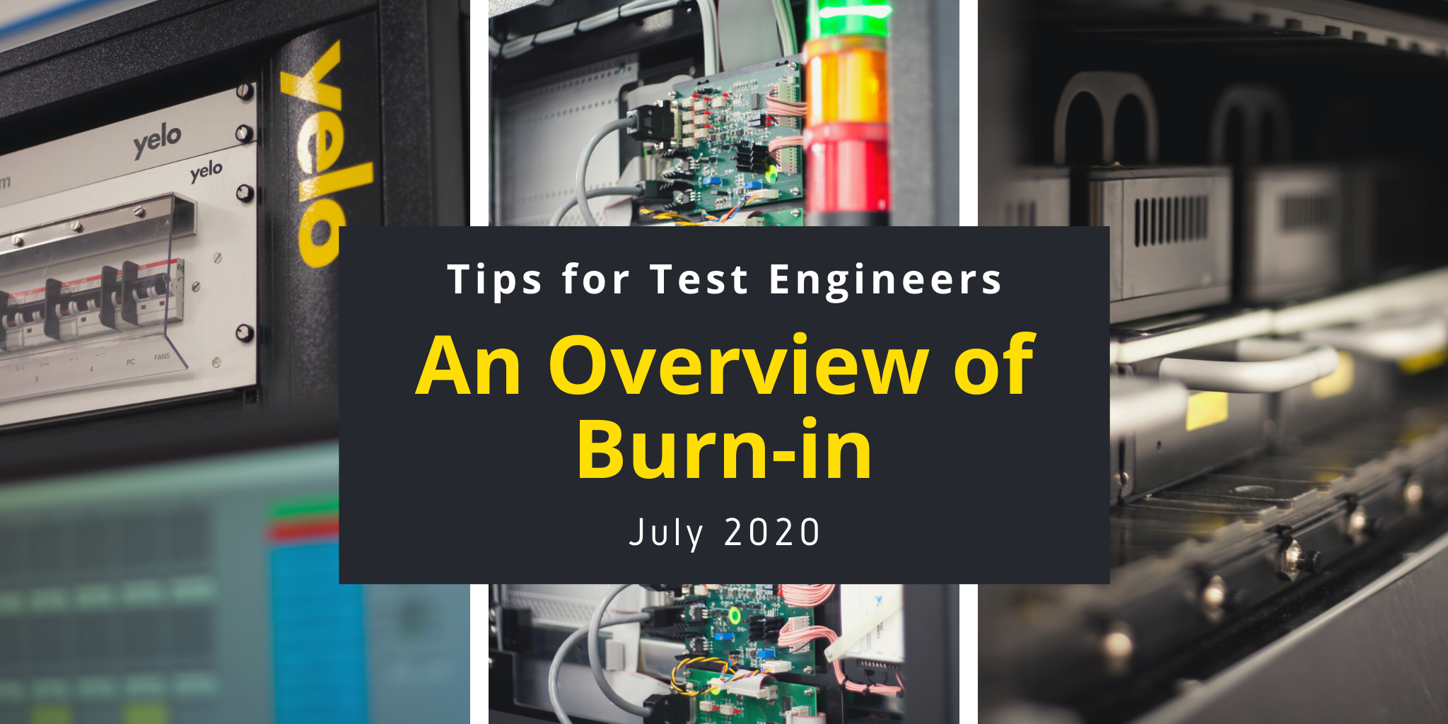 An overview of burn-in