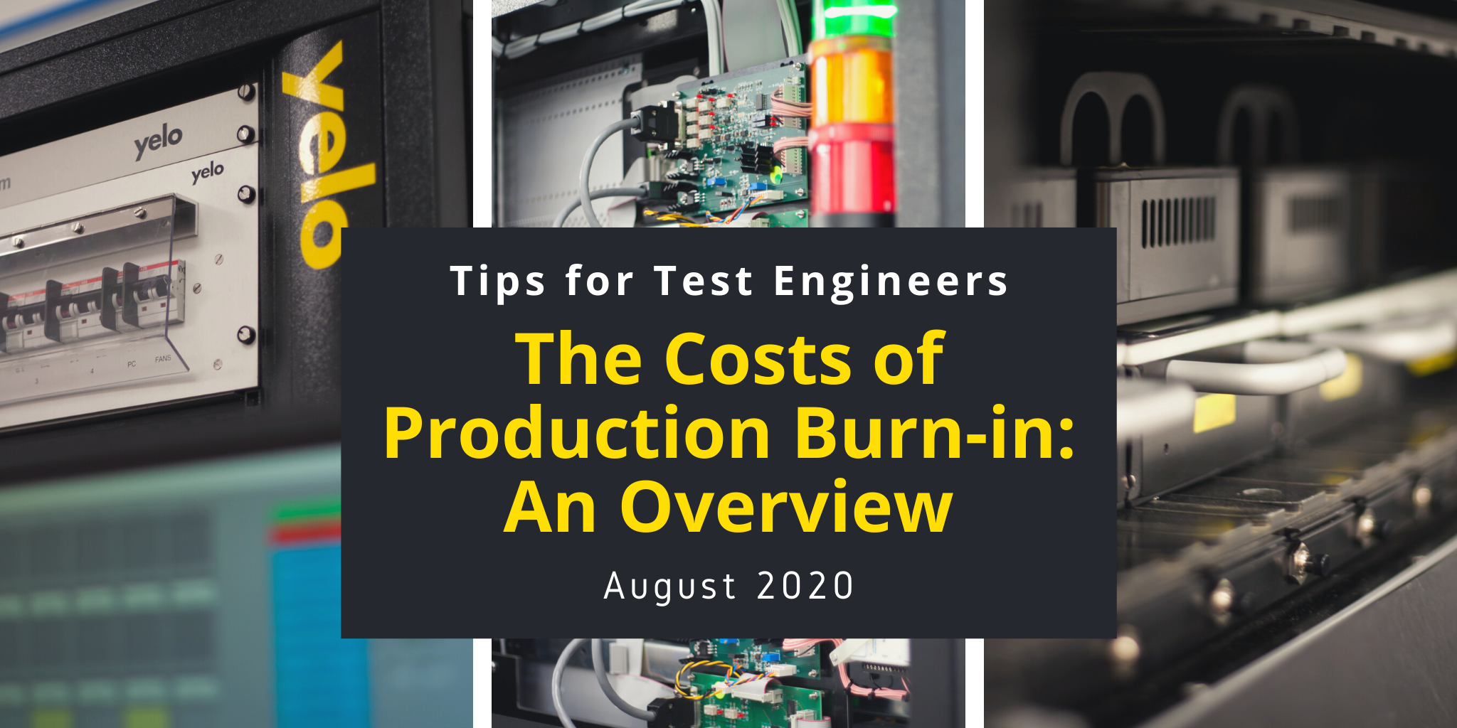 burn in costs
